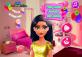 Công chúa Jasmine dọn phòng