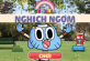 Gumball nghịch ngợm