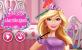 Làm tóc công chúa barbie