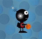 Robot chơi bóng rổ