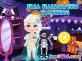 Elsa giết thời gian Halloween