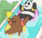 Chúng tôi đơn giản là gấu trượt nước