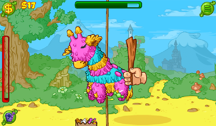 game pinata hunter 4